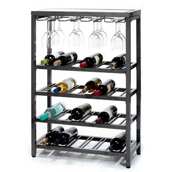 Metal Wine Rack Wine Shelf