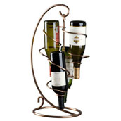 Countertop Wine Display Rack